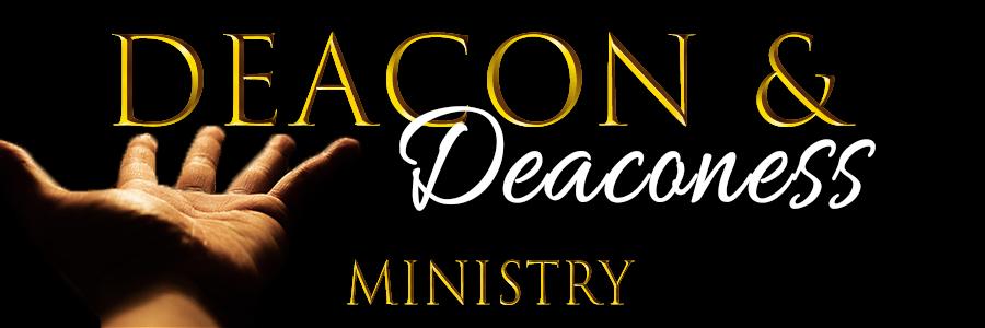 Deacon-Deaconess ministry